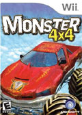 Monster 4X4: World Circuit cover