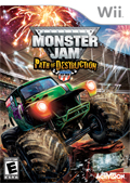 Monster Jam: Path of Destruction cover