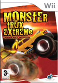 Monster Trux Extreme: Offroad Edition cover