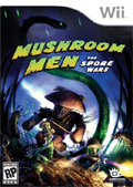Mushroom Men: The Spore Wars cover