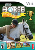 My Horse & Me: Riding for Gold cover