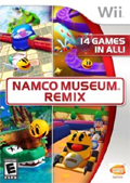 Namco Museum Remix cover