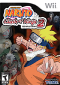Naruto: Clash of Ninja Revolution 2 cover