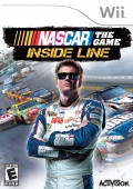 NASCAR The Game: Inside Line box