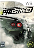 Need for Speed: ProStreet cover