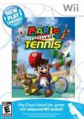 New Play Control: Mario Power Tennis cover