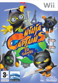 Ninja Captains cover