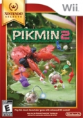 Nintendo Selects: Pikmin 2 cover