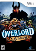Overlord: Dark Legend cover