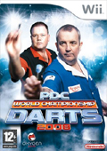PDC World Championship Darts 2008 cover