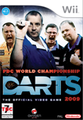 PDC World Championship Darts 2009 cover