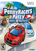 Penny Racers Party: Turbo-Q Speedway cover