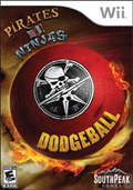 Pirates vs Ninjas Dodgeball cover