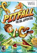 Pitfall: The Big Adventure cover
