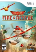 Planes: Fire & Rescue box