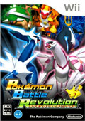 Pokemon Battle Revolution cover
