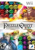 Puzzle Quest: Challenge of the Warlords cover