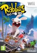 Rabbids Go Home cover