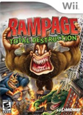 Rampage: Total Destruction cover