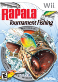 Rapala Tournament Fishing cover