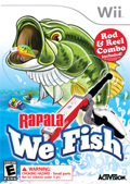 Rapala: We Fish cover