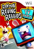 Raving Rabbids TV Party cover