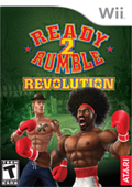 Ready 2 Rumble Revolution cover
