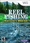 Reel Fishing: Angler's Dream cover