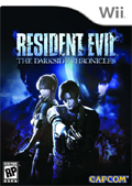 Resident Evil: The Darkside Chronicles cover