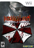 Resident Evil: Umbrella Chronicles cover