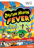 Rhythm Heaven Fever cover