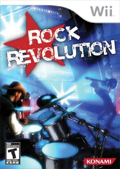 Rock Revolution cover