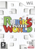 Rubik's World cover