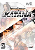 Samurai Warriors Katana cover