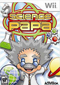Science Papa cover