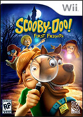 Scooby Doo: First Frights cover