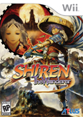 Shiren the Wanderer cover