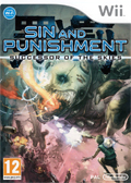 Sin and Punishment 2 cover