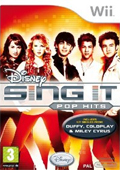 Sing It: Pop Hits cover