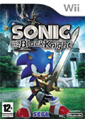 Sonic and the Black Knight cover