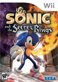 Sonic and the Secret Rings cover