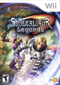 Soul Calibur Legends cover