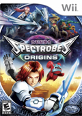 Spectrobes: Origins cover