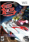 Speed Racer: The Video Game cover