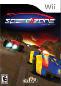 Speed Zone cover