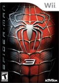 Spiderman 3 cover
