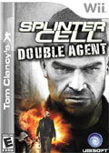 Splinter Cell: Double Agent cover