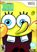 SpongeBob SquarePants: Truth or Square cover