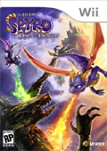 Spyro: Dawn of the Dragon cover