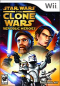 Star Wars The Clone Wars: Republic Heroes cover